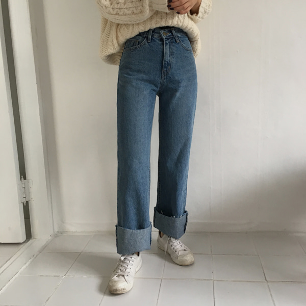 리밀레 (denim pants)