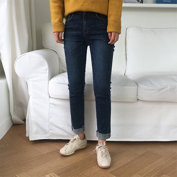 앤리브 (denim pants)