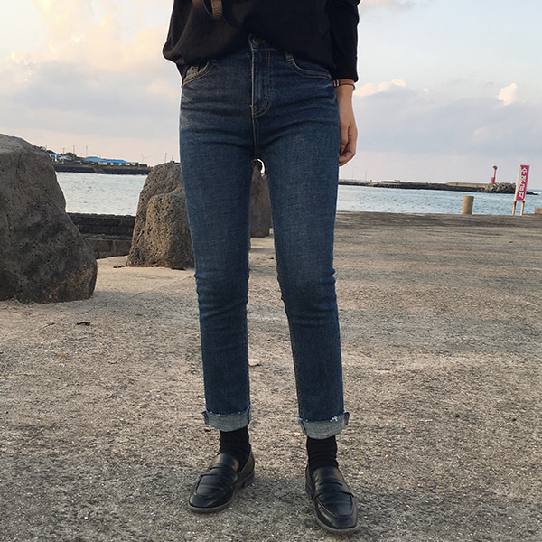메이르 (denim pants)