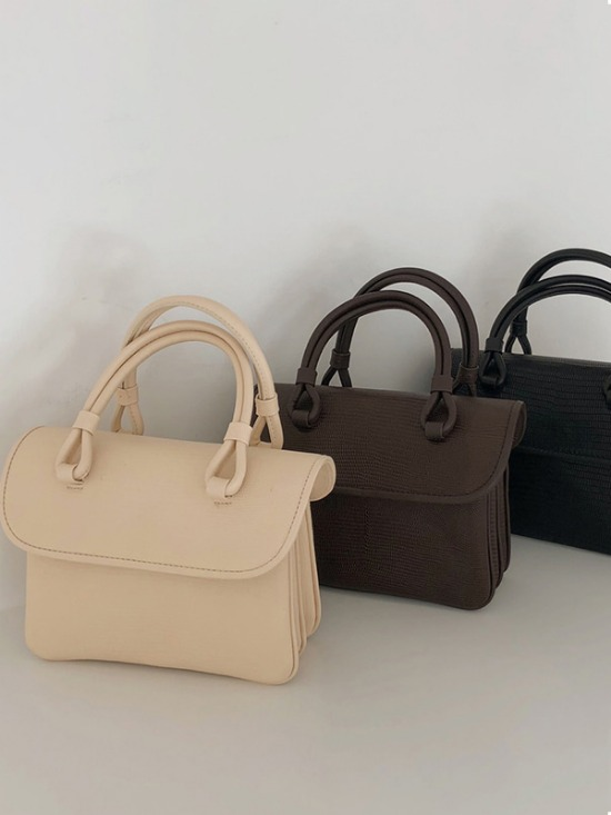 [소가죽] trio mini (bag)