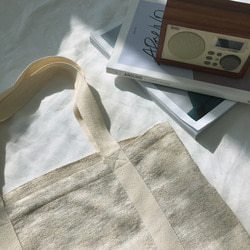 linen check (eco bag)